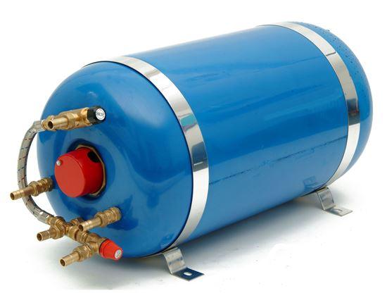 40 Litre Horizontal Single Coil Surecal Calorifier