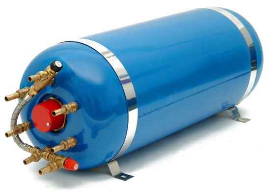 55 Litre Horizontal Single Coil Surecal Calorifier