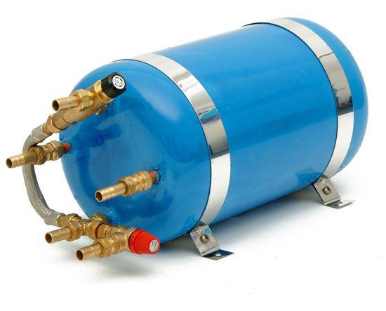 10 Litre Horizontal Single Coil Surecal Calorifier
