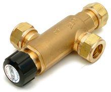 Thermostatic mixer valve
