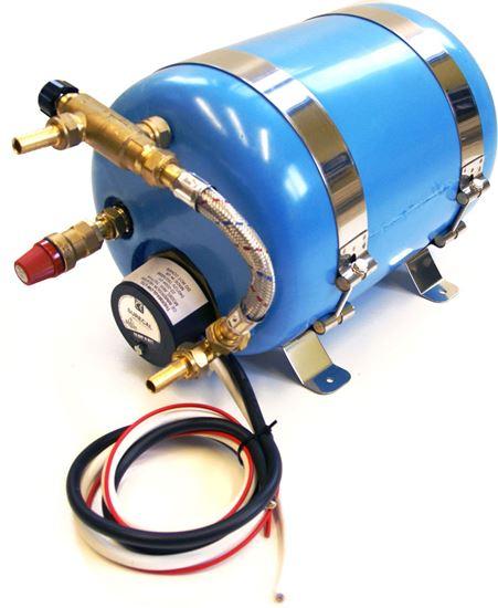 Surejust 6 Litre 12v 240v Motorhome Water Heater No Coil