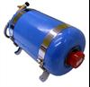 10 Litre Horizontal Single Coil Surecal Calorifier Rear